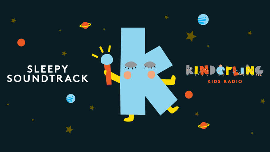 Listen to Sleepy Soundtrack Specials on Kinderling Kids Radio