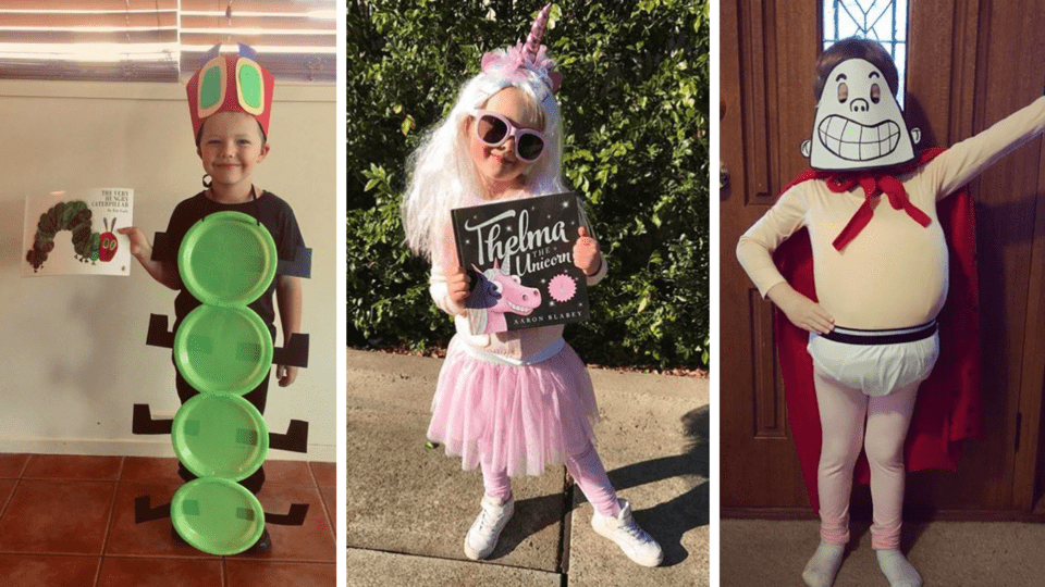 Halloween 2019 Costume Ideas Kids.14 Book Week Costume Ideas That Will Show Reading Is Your