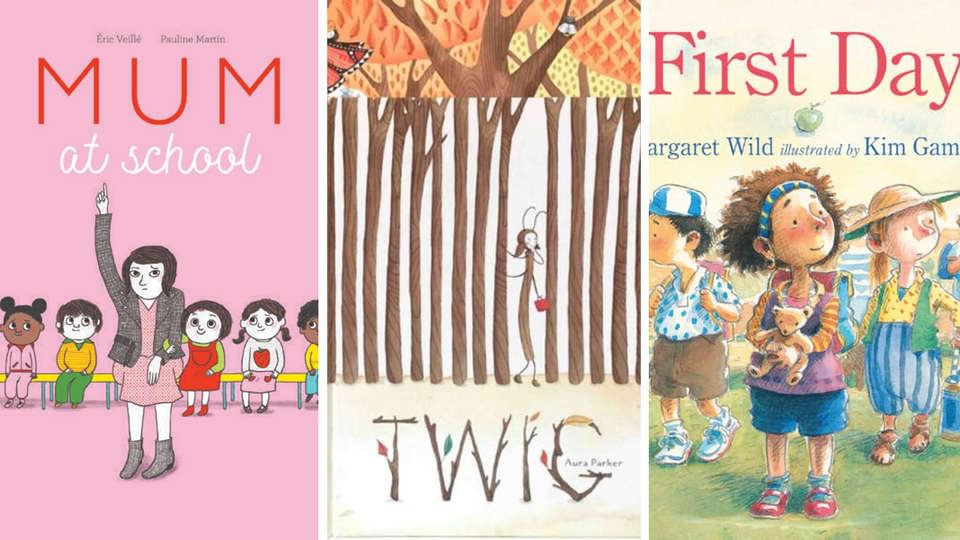 Brilliant picture books to help kids transition to big