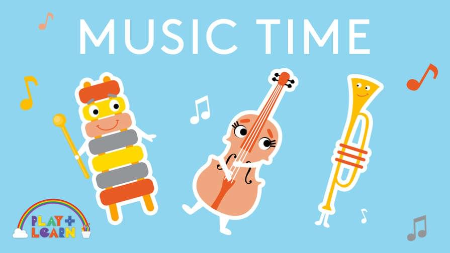 Kinderling Kids Radio - music for kids and grown-ups
