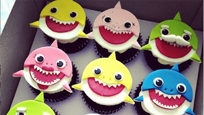 10 Totally Inspired Baby Shark Birthday Party Ideas