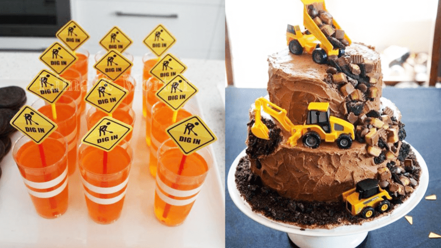 14 easy party ideas for kids who love trucks — Kinderling ...