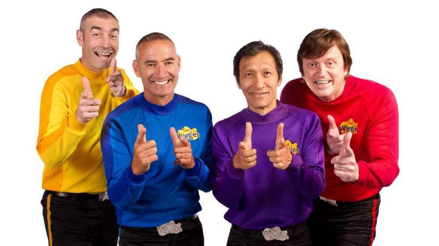 Image result for the wiggles