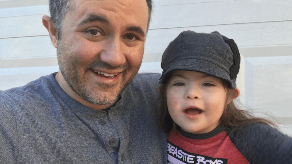 This is what it's like to raise a daughter with Down syndrome ...